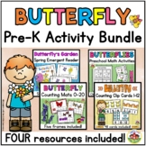 Butterfly Activities Bundle