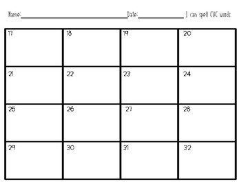 Summer CVC Sound Boxes: Task Cards