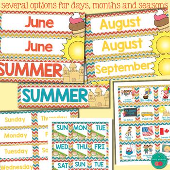 June Calendar Cards