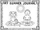 Summer Calendar Reading Math Science Art Fun Activities Worksheets Journal