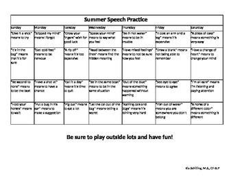Summer Calendars!
