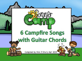 Summer Camp - 6 Campfire Songs with Guitar Chords