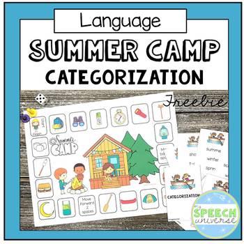 Summer Camp: Categorization