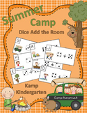 Summer Camp Dice Add the Room Sums to 10