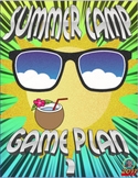 Summer Camp Game Plan