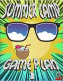 Summer Camp Game Plan