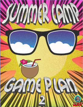 Summer Camp Game Plan 2 Mega Bundle