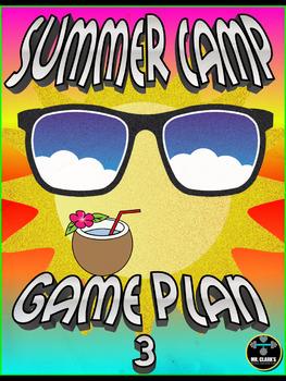 Summer Camp Game Plan 3