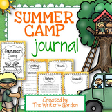 Summer Camp Journal