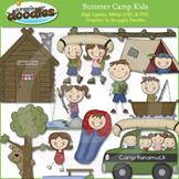 Summer Camp Kids