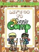 Summer Camp Let's Go Book Bundle  (2 Emergent Readers and Lap Books)