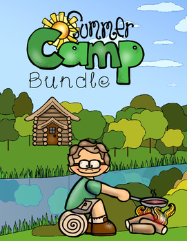 Summer Camp Song Bundle