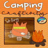 Fall Activities for First Grade: Cozy Campfire Writing