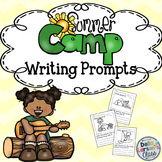 Summer Camp Writing Prompts