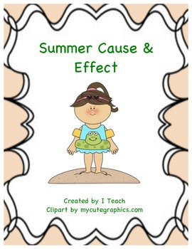 Summer Cause & Effect