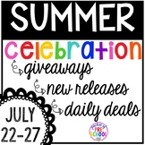 Summer Celebration July 22-27 (NEW Releases, Daily Deals,