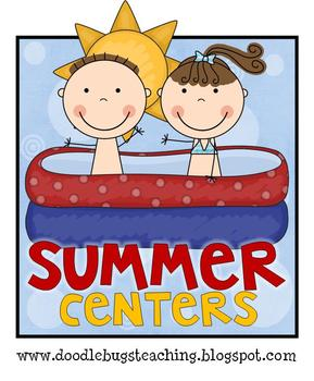 Summer Centers: Center Activities