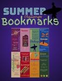 Summer Challenge Bookmarks
