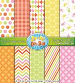 Summer Citrus Digital Scrapbook {Zip-A-Dee-Doo-Dah Designs}
