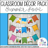 Summer Classroom Decorations