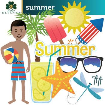 Free Summer Clip Art