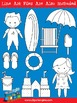 Summer Clip Art Collection