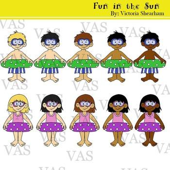Summer Clip Art clipart