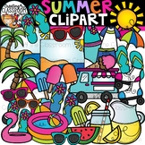 Summer Clipart {Seasons Clipart}