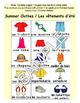Summer Clothes / Vêtements d'été FRENCH Mega Pack