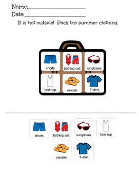 Summer Clothing Match