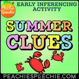 Summer Clues: Early Inferencing Activity