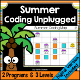 Summer Coding Unplugged