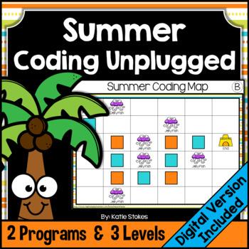 Summer Coding Unplugged