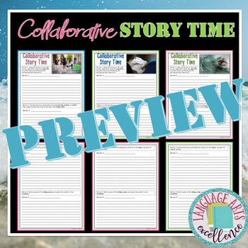 Summer Collaborative Writing Activity