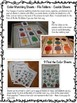 Summer Color Activities for Generalization {Autism, Early Childhood}