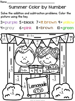 Original on number worksheets for kindergarten