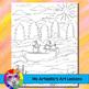 Summer Coloring Pages, Zen Doodles