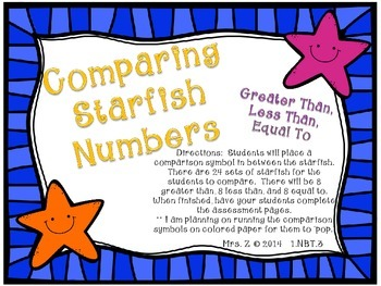 Summer Common Core Math Centers -- 4 Math Tubs
