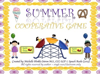 Summer Cooperative Game