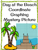 """Summer Coordinate Grid """"Day at the Beach"""""""