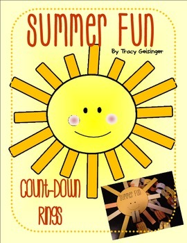 Summer Count-Down Rings