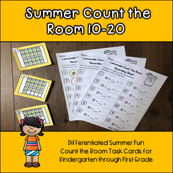 Summer Count the Room 10-20