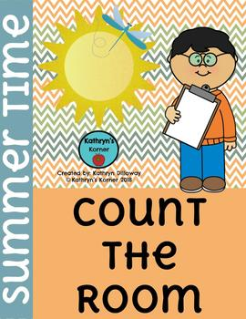 Summertime Count the Room