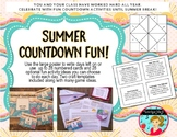Summer Countdown Poster and Cards
