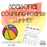Summer Counting Boards