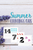 Summer Counting Mats