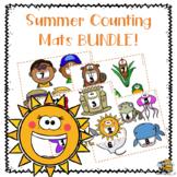 Summer Counting Mats Bundle