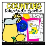 Summer Counting Mats FREEBIE