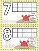 Summer Counting, Numbers Practice Pages 1-20: Differentiated,Common Core Aligned