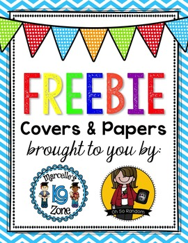 Summer Covers & Papers FREEBIE